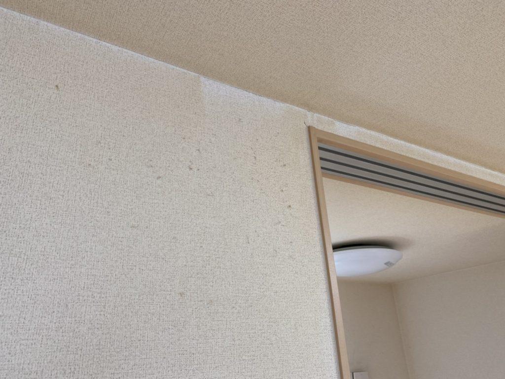 室内壁紙についたヤニの除去もご相談ください 公式 株式会社ペイントクリーン